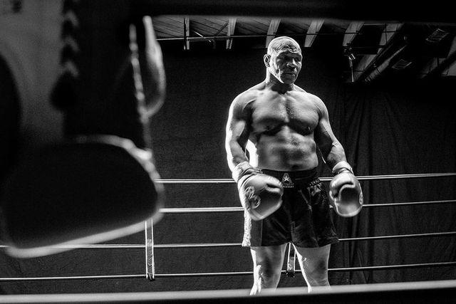 Tyson baja 45 kilos para volver al ring Agencia