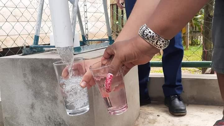 Inauguran pozo en Bluefields beneficiando a unas 105 familias Managua. Radio La Primerísima