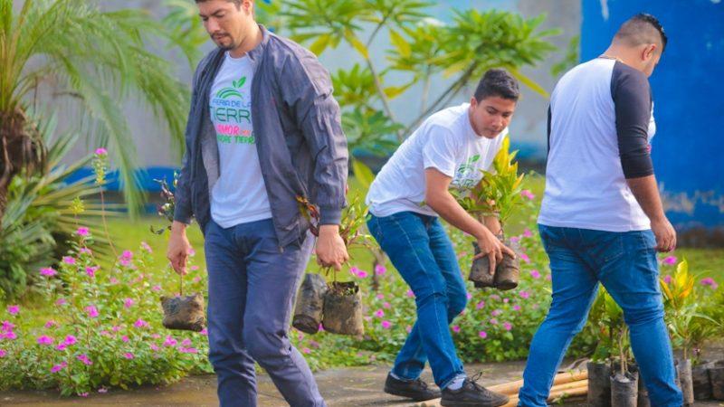 Movimiento Ambientalista Guardabarranco realiza homenaje a Carlos Managua. Radio La Primerísima.