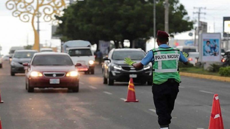 Nicaragua reporta disminución de muertes en accidentes de tránsito Jerson Dumas. Radio La Primerísima