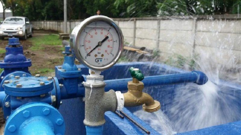 Mejoran servicio de agua potable de 476 familias de Tastasli, Jalapa Managua. Radio La Primerísima