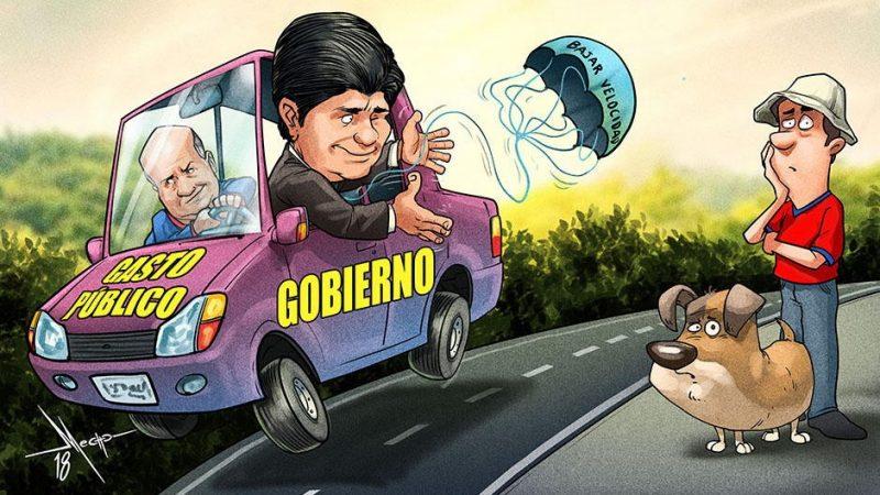 Popularidad del presidente tico en su peor nivel San José. Prensa Latina
