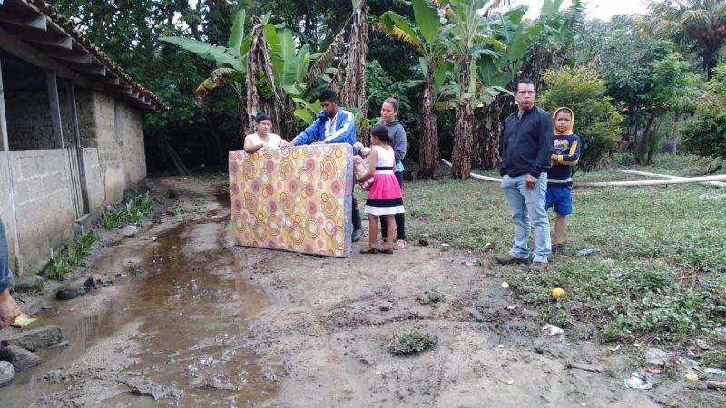 Japón donará frazadas y otros enseres para afectados por ETA Managua. Por Rebeca Flores/Radio La Primerísima