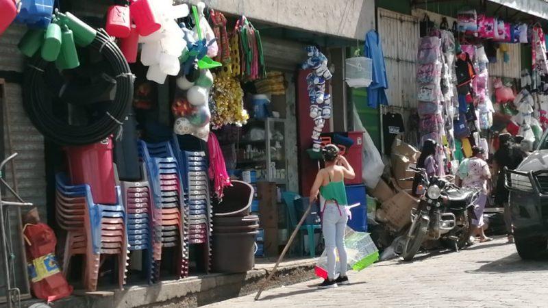 Renace actividad comercial en Siuna tras paso de Iota Managua. Radio La Primerísima