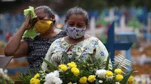 Brasil supera los 6 millones de casos de coronavirus Brasilia. Agencia EFE