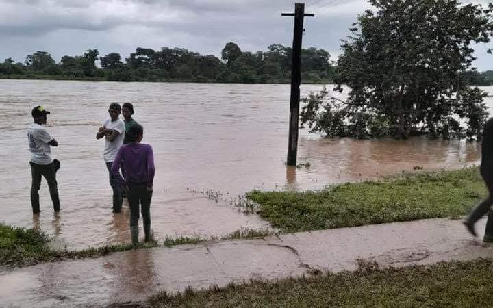 Suma preocupación por crecida del Río Coco Managua. Radio La Primerísima