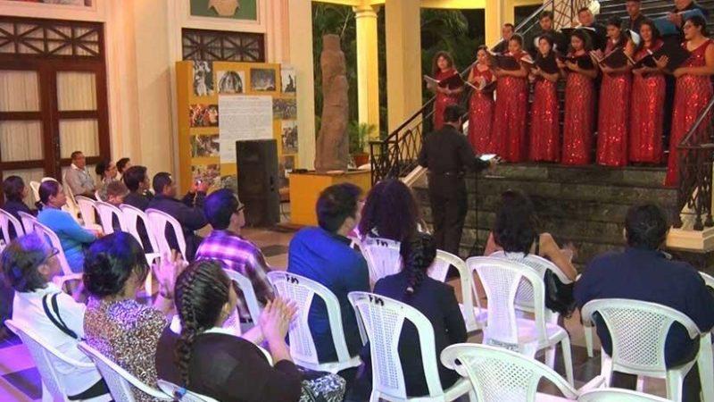 Organizan conciertos navideños Managua. Por Jaime Mejía/Radio La Primerísima