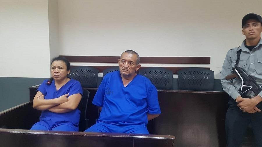 Condenan a pareja por asesinato de cuidador de carros en mercado Oriental Managua. Por Jerson Dumas/Radio La Primerísima