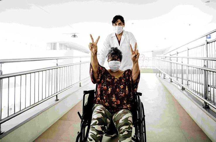 4,410 nicaragüenses se ha recuperado de Covid-19 Managua. Radio La Primerísima