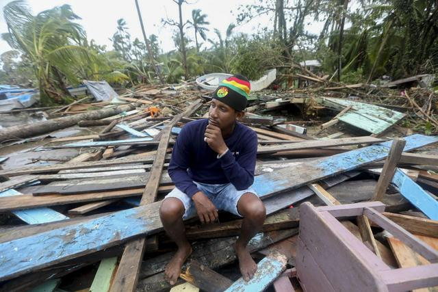 Daños por huracanes superan 742 millones de dólares Managua. Por Douglas Midence/Radio La Primerísima