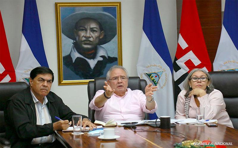 Líderes del FSLN y del PC Cuba abordan tema de Covid-19 Managua. Radio La Primerísima
