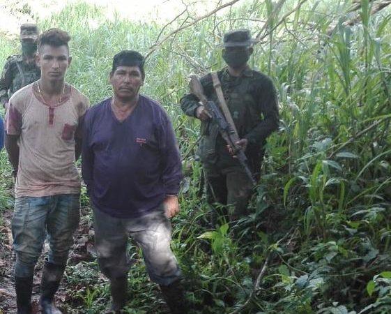 Retienen a ciudadanos por toma ilegal de tierra en Reserva Indio Maíz Managua. Radio La Primerísima