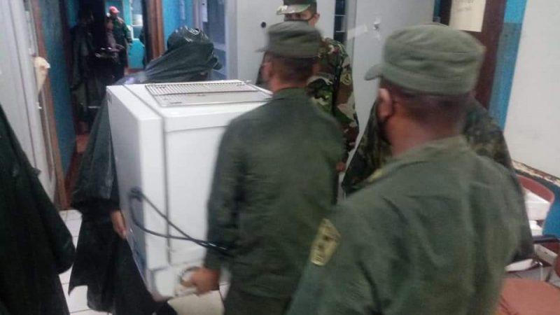 Evacúan a pacientes del hospital en Bilwi Managua. Radio La Primerísima
