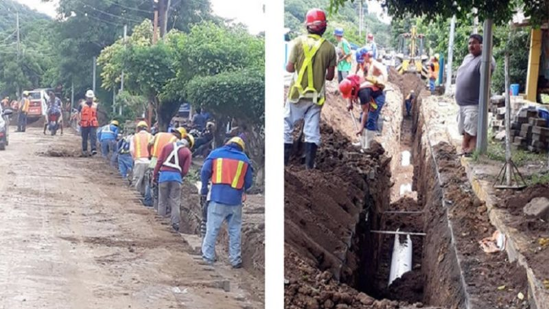 Mejorarán alcantarillado sanitario en San Juan del Sur Managua. Radio La Primerísima
