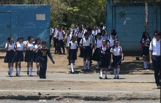 No hubo clases en centros ubicados en zonas afectadas por Iota Managua. Radio La Primerísima