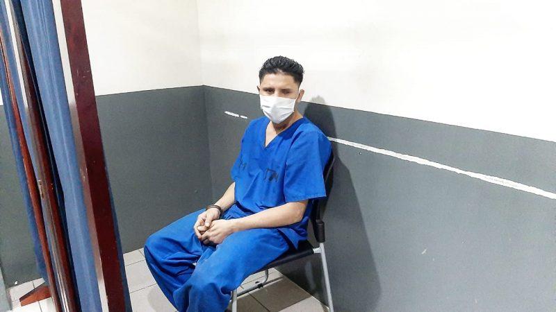 Dictan prisión preventiva para hombre que casi mata a su esposa Managua. Por Jerson Dumas/Radio La Primerísima