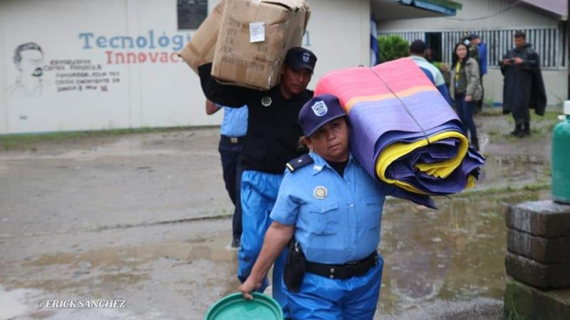 ETA se alejó de Nicaragua, pero lluvias continuarán Managua. Radio La Primerísima .
