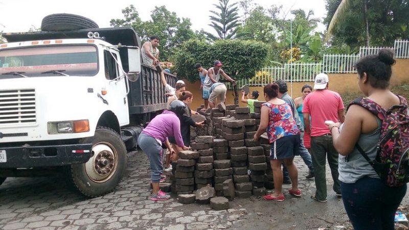 Alcaldías culminan limpieza de escombros tras paso de Eta Managua. Por Douglas Midende/Radio La Primerísima