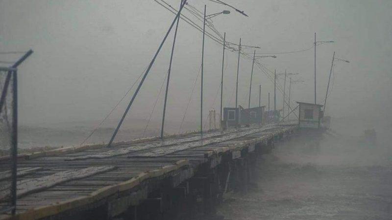Huracán ETA impactará Triángulo Minero la madrugada del miércoles Managua. Radio La Primerísima