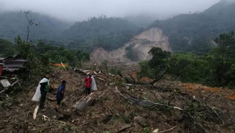 Eta mató a decenas y destrozó cultivos de maíz y frijoles en Guatemala Ciudad Guatemala. Agencia EFE