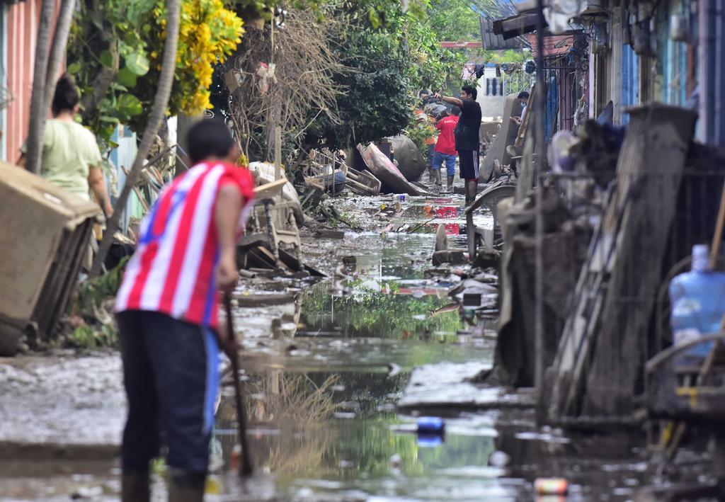 Honduras devastada por huracanes Iota y Eta Tegucigalpa. El Siglo de Torreón