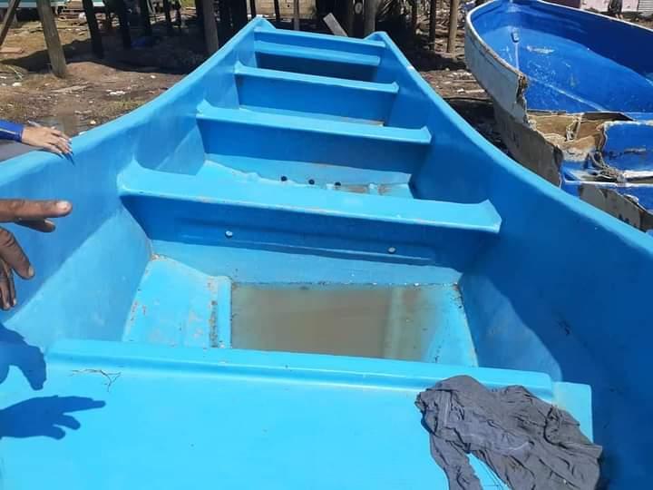 Cuantifican daños a embarcaciones en Bilwi tras paso del huracán Managua. Por Jaime Mejía/Radio La Primerísima