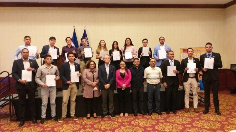 Jóvenes nicas viajarán a Taiwán a realizar estudios universitarios Managua. Radio La Primerísima