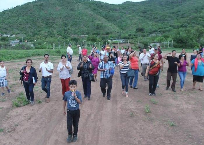 Avanzan programas de vivienda y nuevas calles en Ocotal Managua. Por Jaime Mejía/Radio La Primerísima