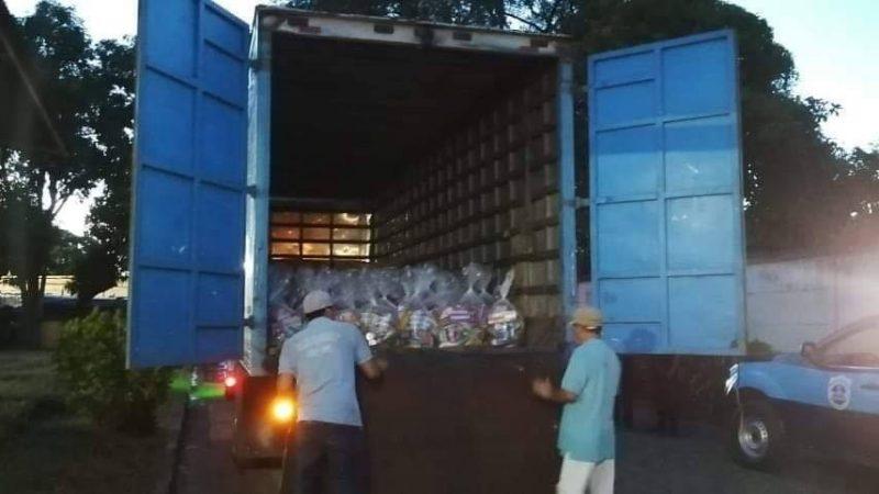 Trasladan plantas purificadoras de agua para Alamikamba Managua. Por Danielka Ruíz/Radio La Primerísima