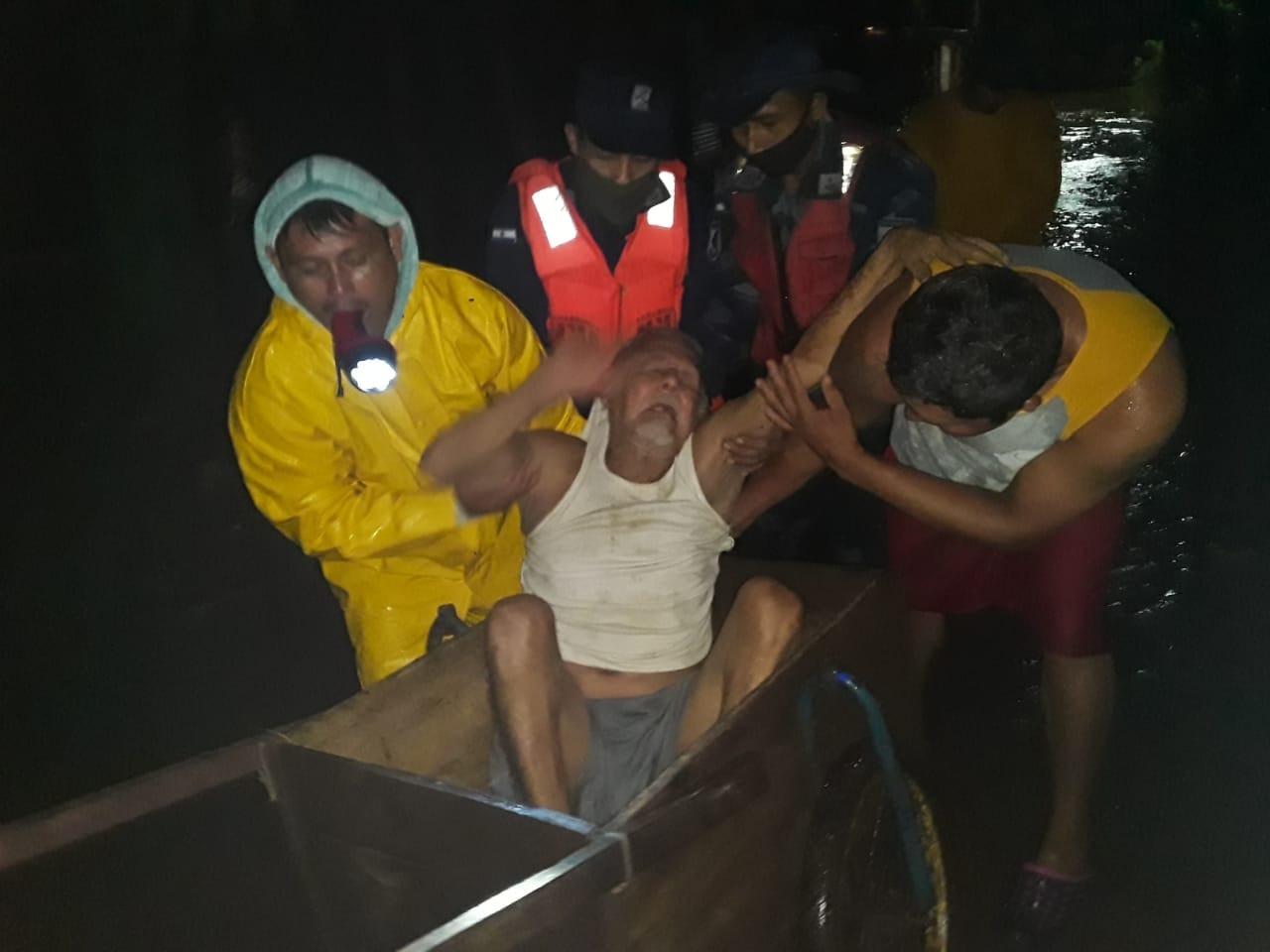 Resguardan vida de más de 300 personas en San Rafael del Sur Managua. Por Jerson Dumas/Radio La Primerísima