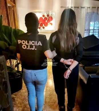 Nica esclavizaba mujeres para sexo en Costa Rica Rohrmoser, San José. Diario Extra
