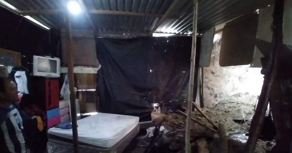 Una menor es la primera víctima por Huracán Eta en Honduras San Pedro Sula, Honduras. Agencias