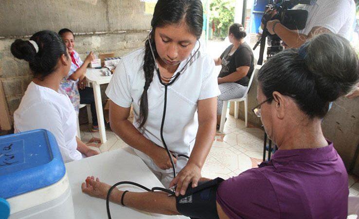 Atienden a más de 23 mil nicas en unidades de salud y albergues Managua. Radio La Primerísima