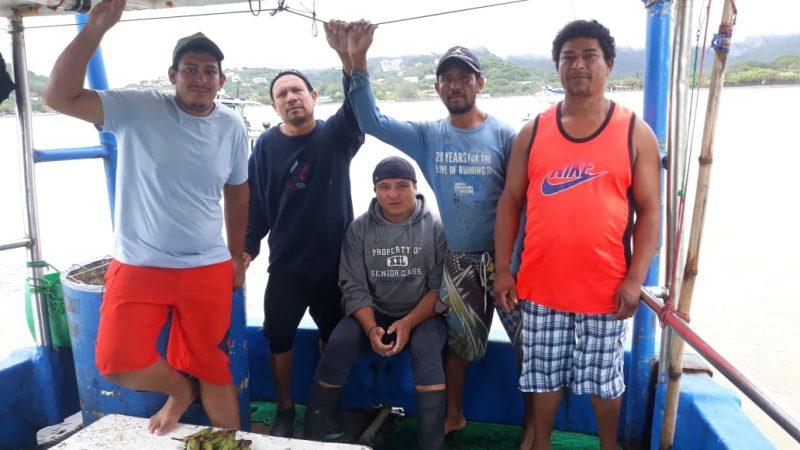 Rescatan a tripulantes de barco a la deriva San Juan del Sur. Por Silvio Mora/Radio La Primerísima
