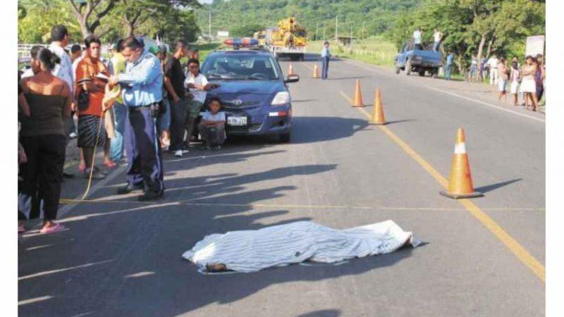 Motociclista ebrio pierde vida en accidente de tránsito Managua. Radio La Primerísima