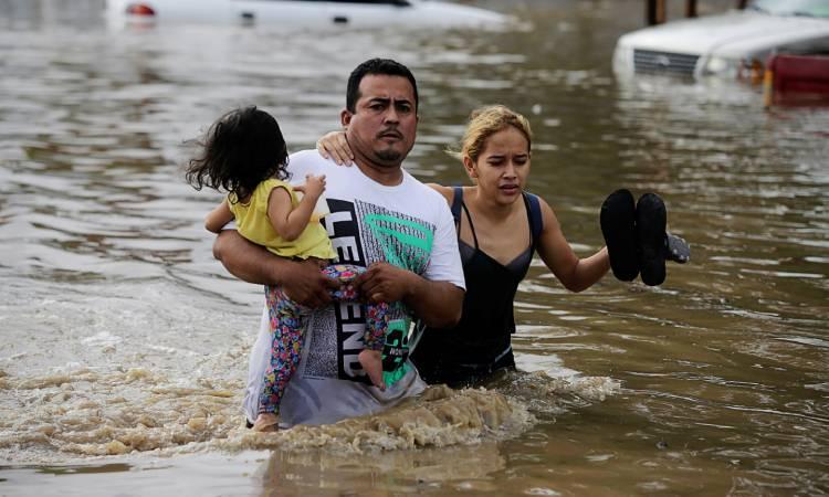 Nicaragua solidaria con centroamericanos afectados por ETA Managua. Radio La Primerísima