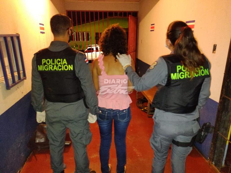 Prisión a nica por explotación sexual de menores en Costa Rica San José. Diario Extra