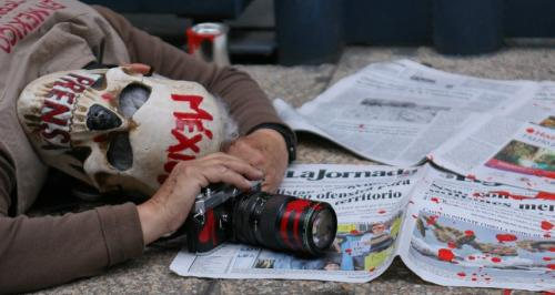 Periodismo, profesión de alto riesgo Sergio Ferrari, desde Suiza