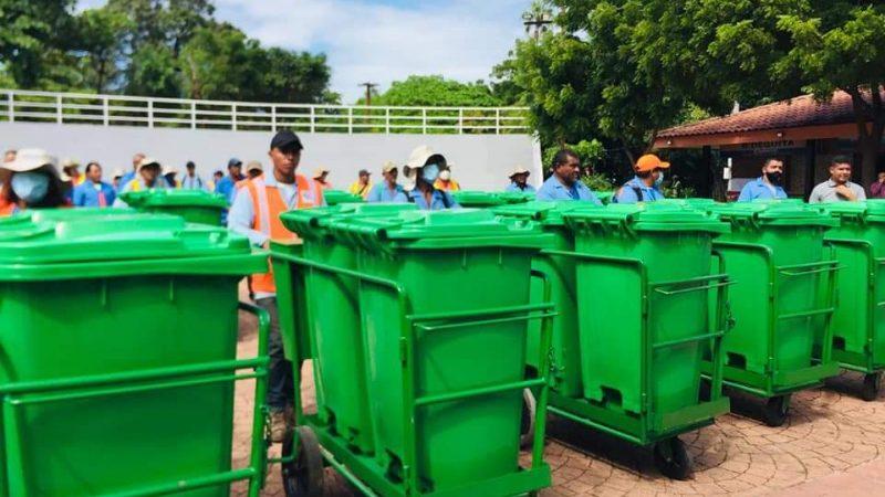 Alcaldía fortalece recolección de basura en Managua Managua. Radio La Primerísima