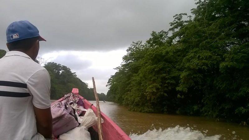 INETER reporta crecida de ríos y lagos Managua. Radio La Primerísima