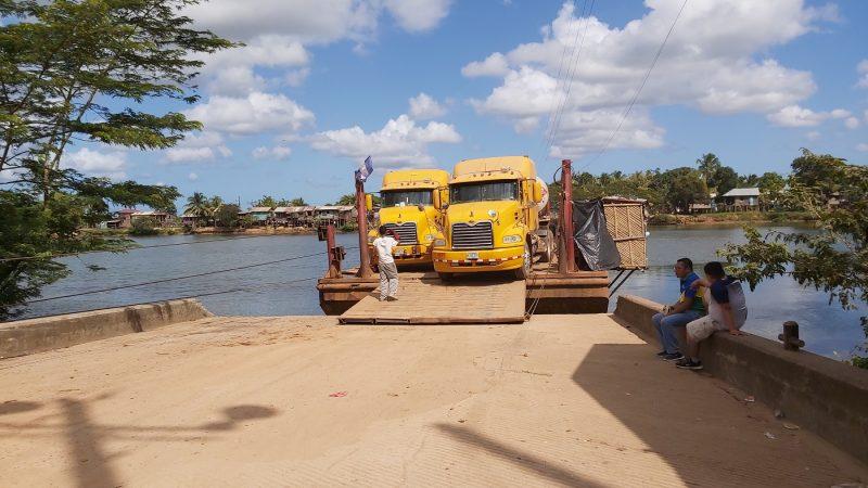 Restablecido el paso en río Wawa Managua. Radio La Primerísima