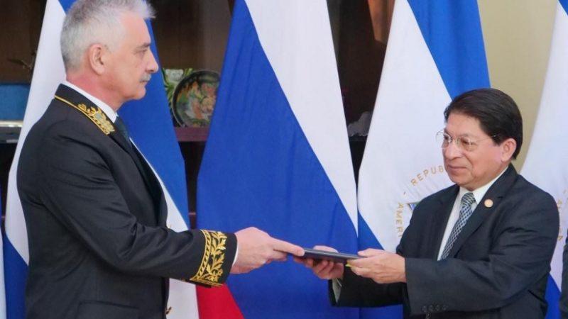 Nicaragua y Rusia afianzan lazos amistad y coooperación