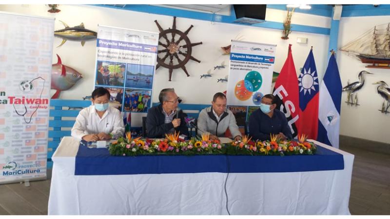 Taiwán reafirma apoyo para desarrollo del sector pesca Managua. Radio La Primerísima