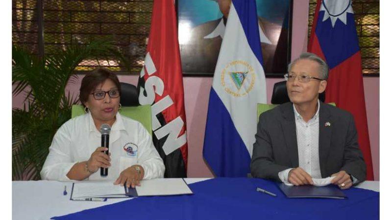 Taiwán dona fondos para equipar casas de rehabilitación Managua. Radio La Primerísima