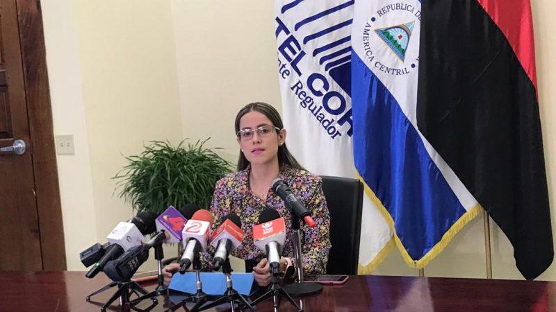 Restablecen 80% de puntos afectados en servicios internet y telefonía celular Managua. Radio La Primerísima