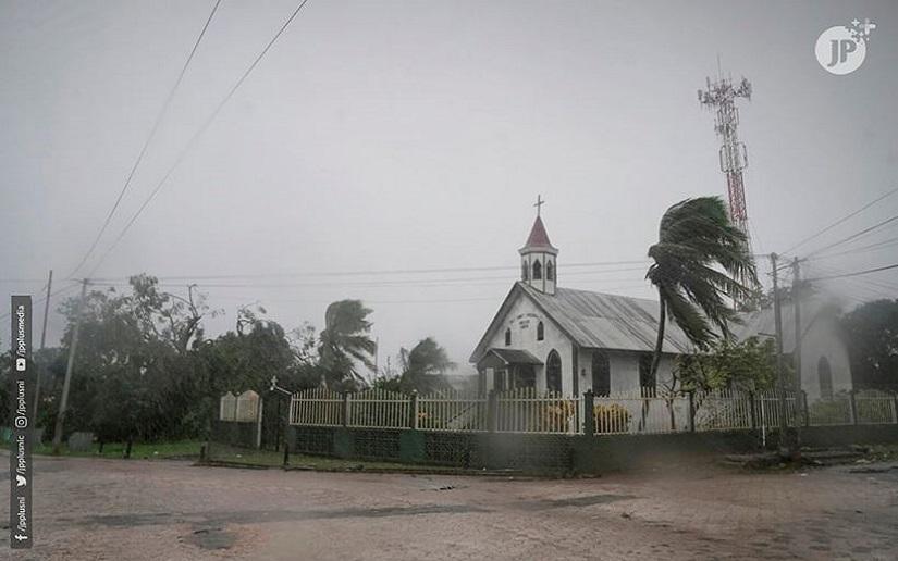 IOTA causa serias afectaciones a comunicaciones en Caribe Norte Managua. Radio La Primerísima