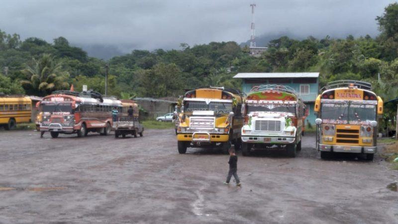 Suspenden transporte terrestre hacia Triángulo Minero Río Blanco. Fito Alvarado/Radio La Primerísima