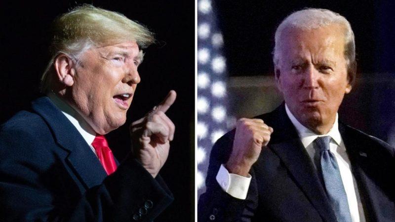 Biden ganó las elecciones de EEUU, dicen los medios Washington. Agencias