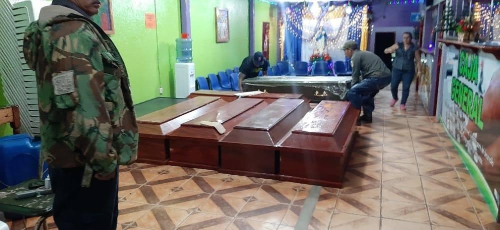 Minuto de silencio por víctimas del accidente en Waslala Managua. Radio La Primerísima