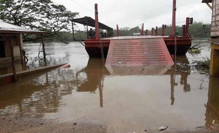 Bilwi y Waspam quedan incomunicados por tierra Managua. Radio La Primerísima